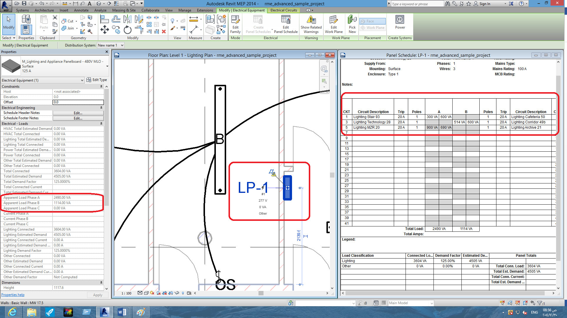 One Line Diagram 3 Phase Panel Schedules Trusted Wiring Diagrams Electrical Problem In Single Board Autodesk Community Revit Products Blank Schedule