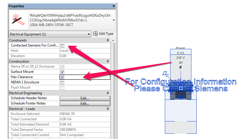 turn off clearance zones? - Autodesk Community- Revit Products Electric Panel Clearance on electric panels and disconnects, eletric tape panel clearance, osha electrical panel clearance, nec panel clearance, national electrical code panel clearance, nfpa electrical panel clearance,