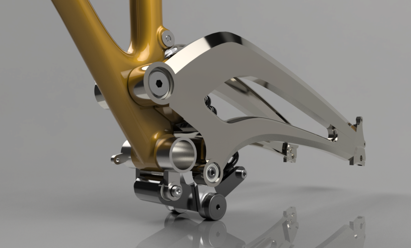 Figure 6: Fusion 360 cloud-based rendering