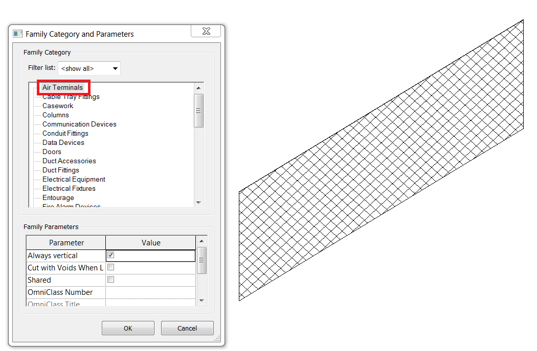 how to make a fence in revit