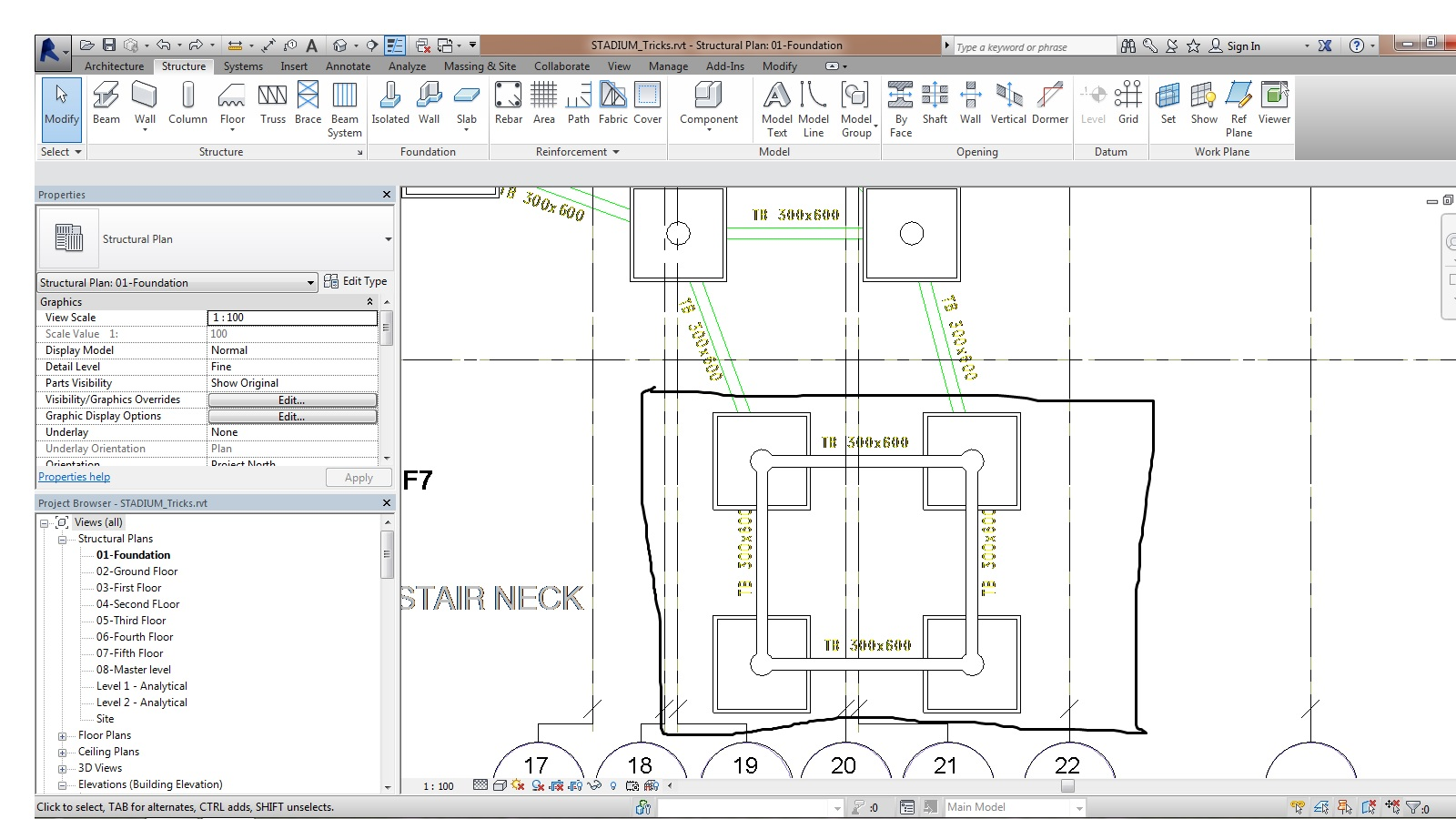 Solved: Structural framing splitting problem (TIE BEAMS) - Autodesk ...