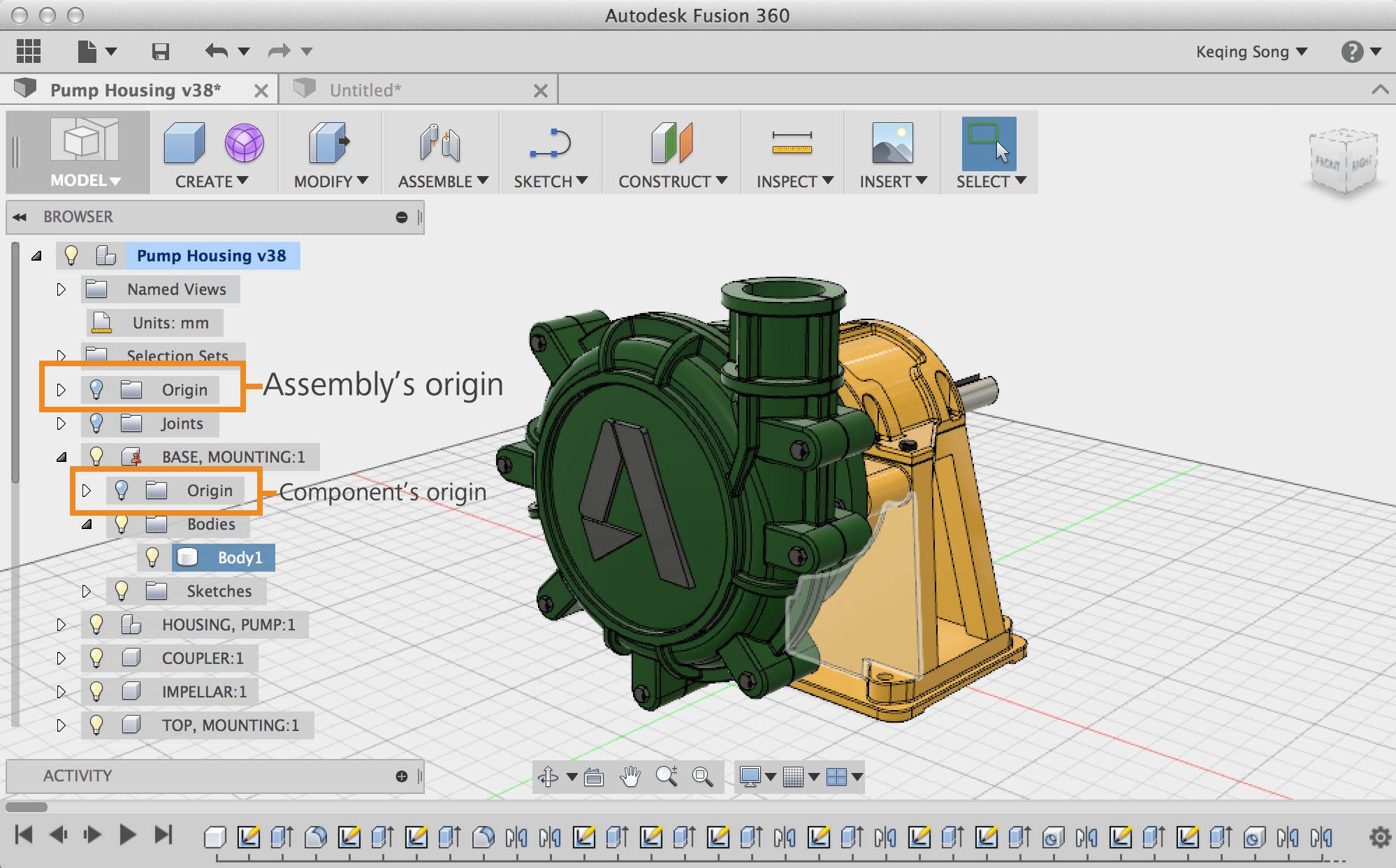 5 Things You Should Know About Components And Bodies Fusion 360 Blog
