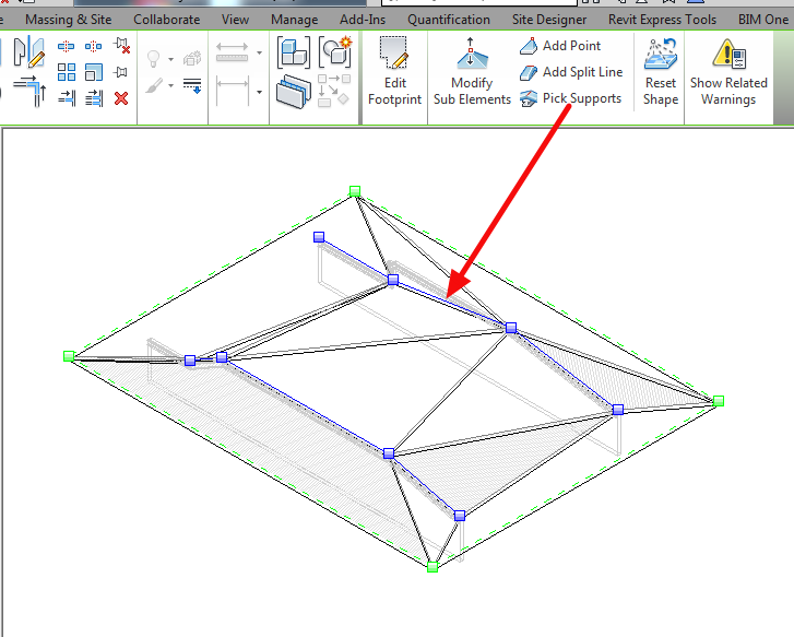 Solved Extruding A Roof With Different Slopes And Thickness In Both Directions Autodesk Community Revit Products