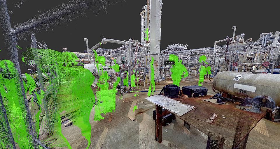 Autodesk ReCap Noise Cleanup