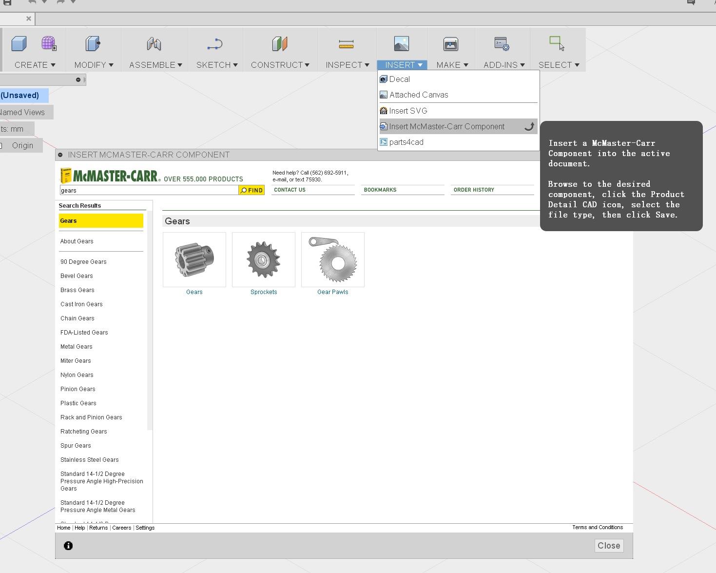Fusion360 Gear Generator Autodesk Community Fusion 360