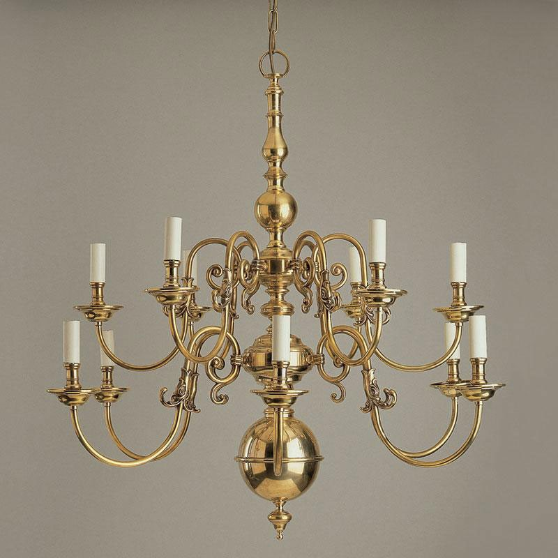 Model A Decorative, High Poly Chandelier In 3D Studio Max Part - 1 ...