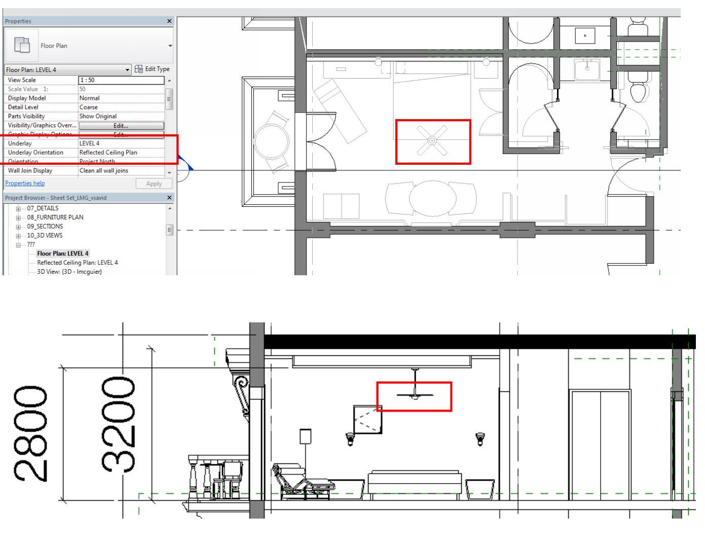 Can´t show a ceiling in a FLOOR PLAN - Autodesk Community- Revit ...
