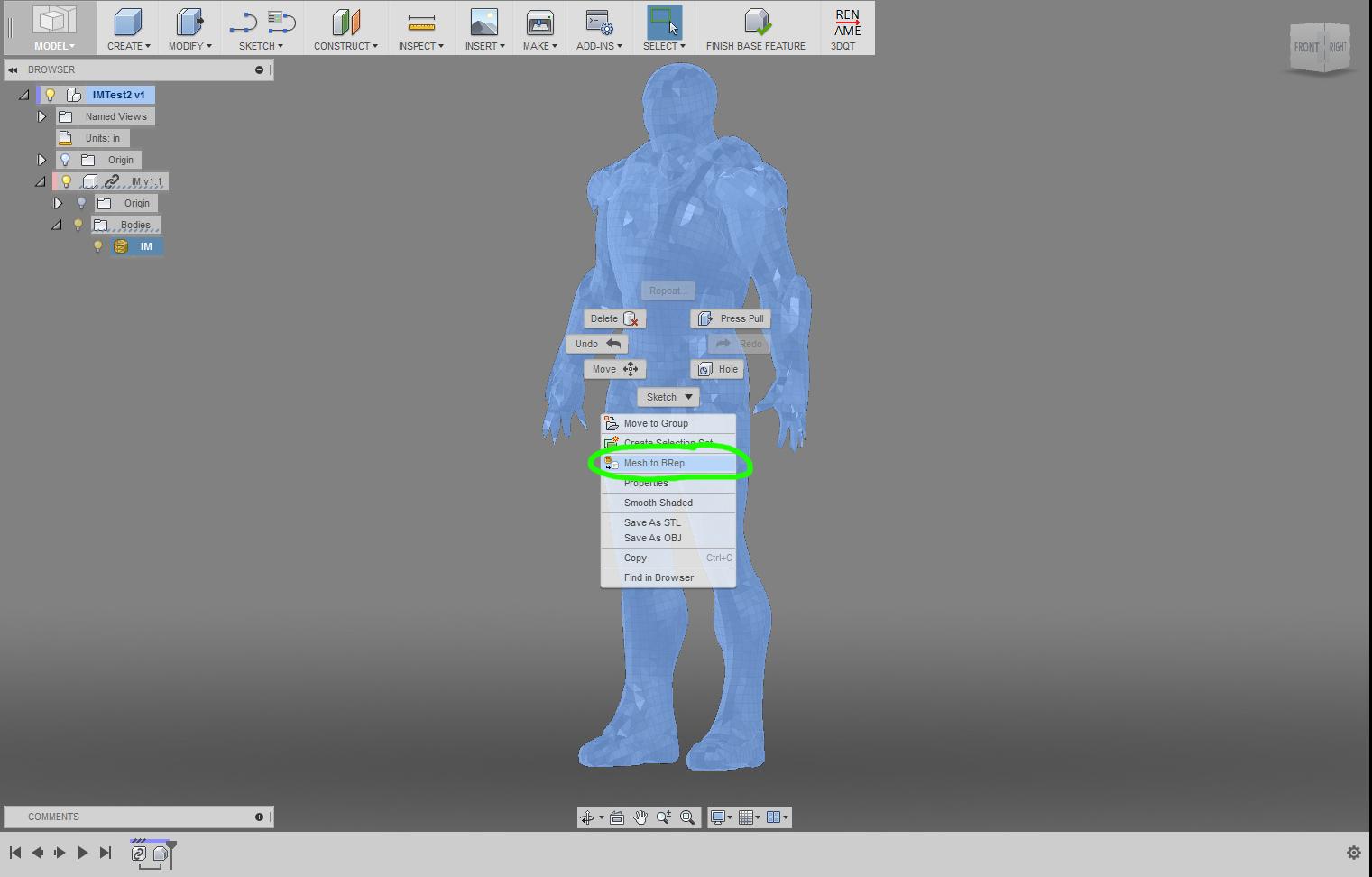 Solved Stl File Import For Sculpting Edit Page 8