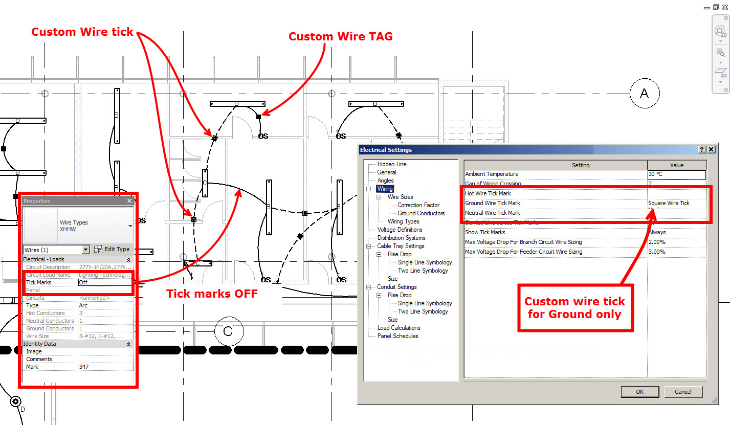 Solved: Lighting: Separate switching, same circuit - Autodesk ...