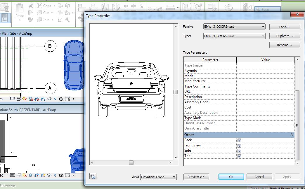 Solved: 3d revit car families without face edge lines autodesk.