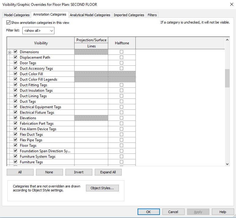 Solved: Tag by Category works not on MEP Symbols - Autodesk ...