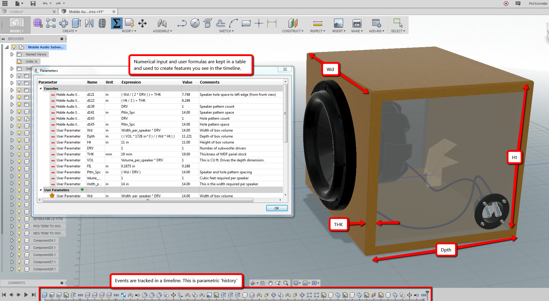 Fusion 360 Tutorial And What S The Difference Between Inventor And