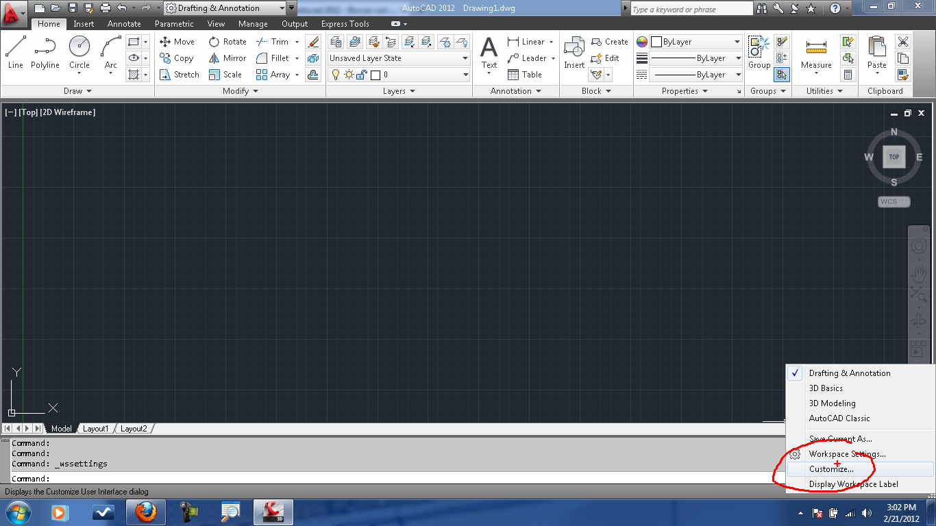 how to use autocad lt