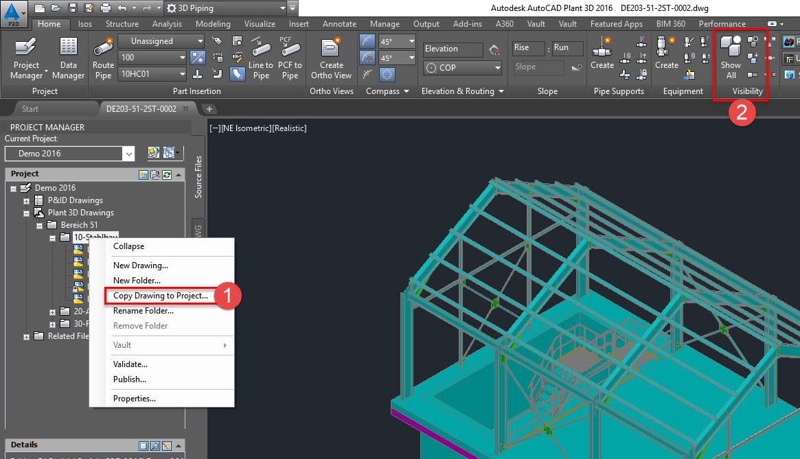 Solved xref structure drawing into piping drawing autodesk betreff xref structure drawing into piping drawing ccuart Choice Image