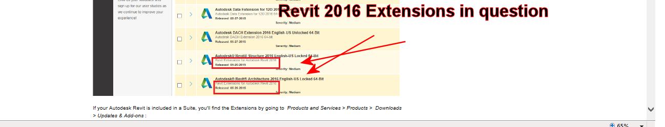 Autodesk Revit 2016 R2 X64 Revit Extensions 32 | My First JUGEM