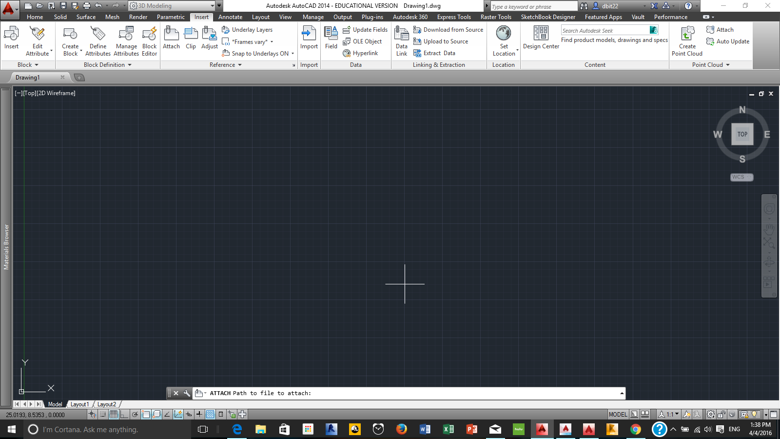 solved help for the attach command autocad 2014 and 2016 autodesk rh forums autodesk com