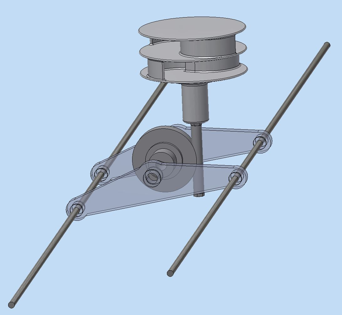 how to make screw in inventor