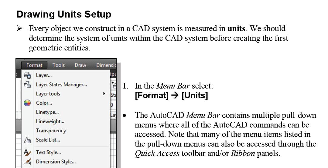 解決済み format tab not showing autodesk community autocad