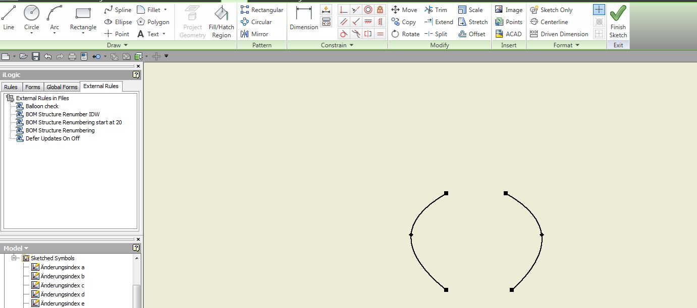 Solved Surface Texture Symbol Autodesk Community Inventor Products