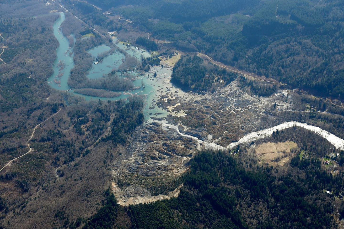Oso Washington Mudslide