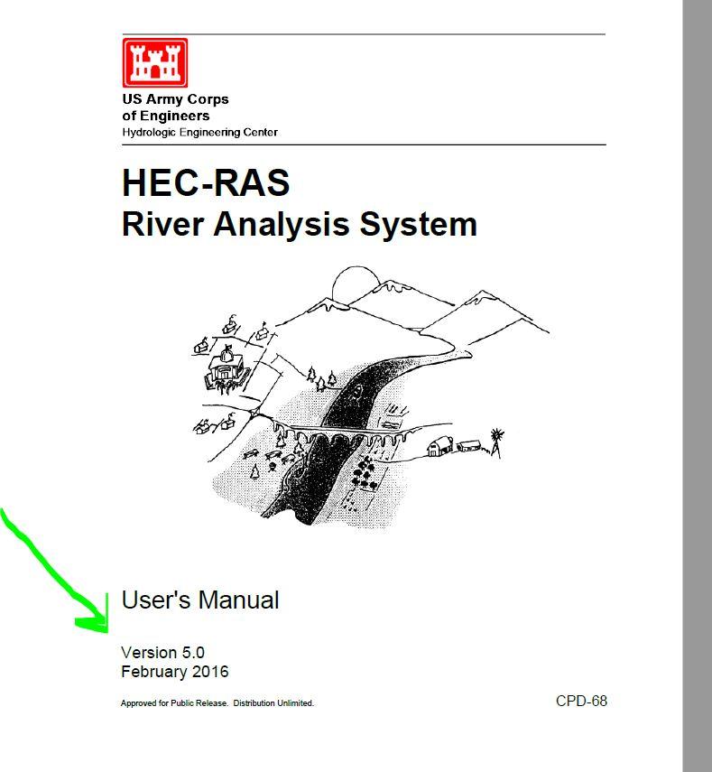 River Analysis 2014 Apparent Junk