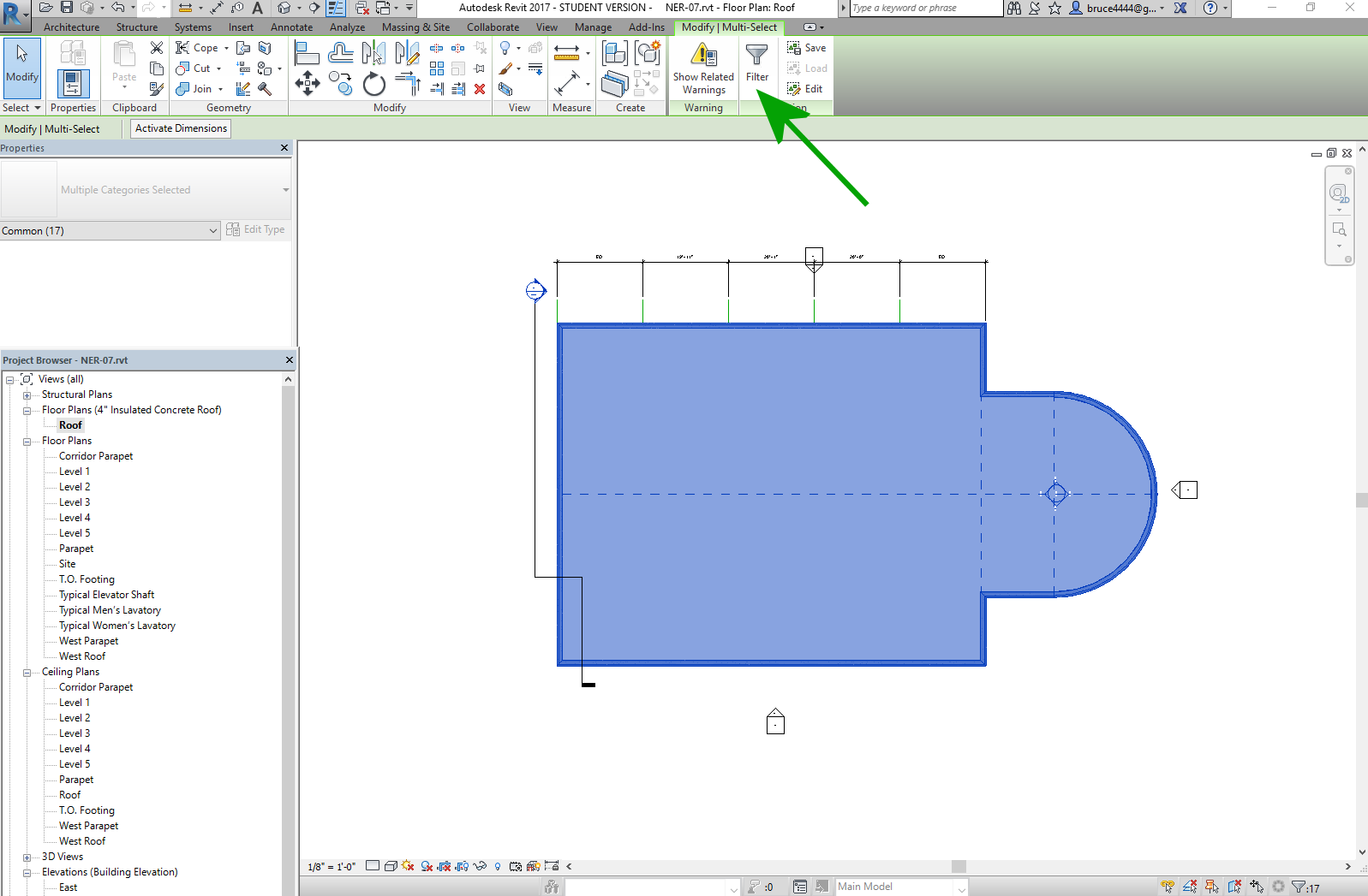 Solved Where Is The Add Split Line Command Autodesk Community Revit Products