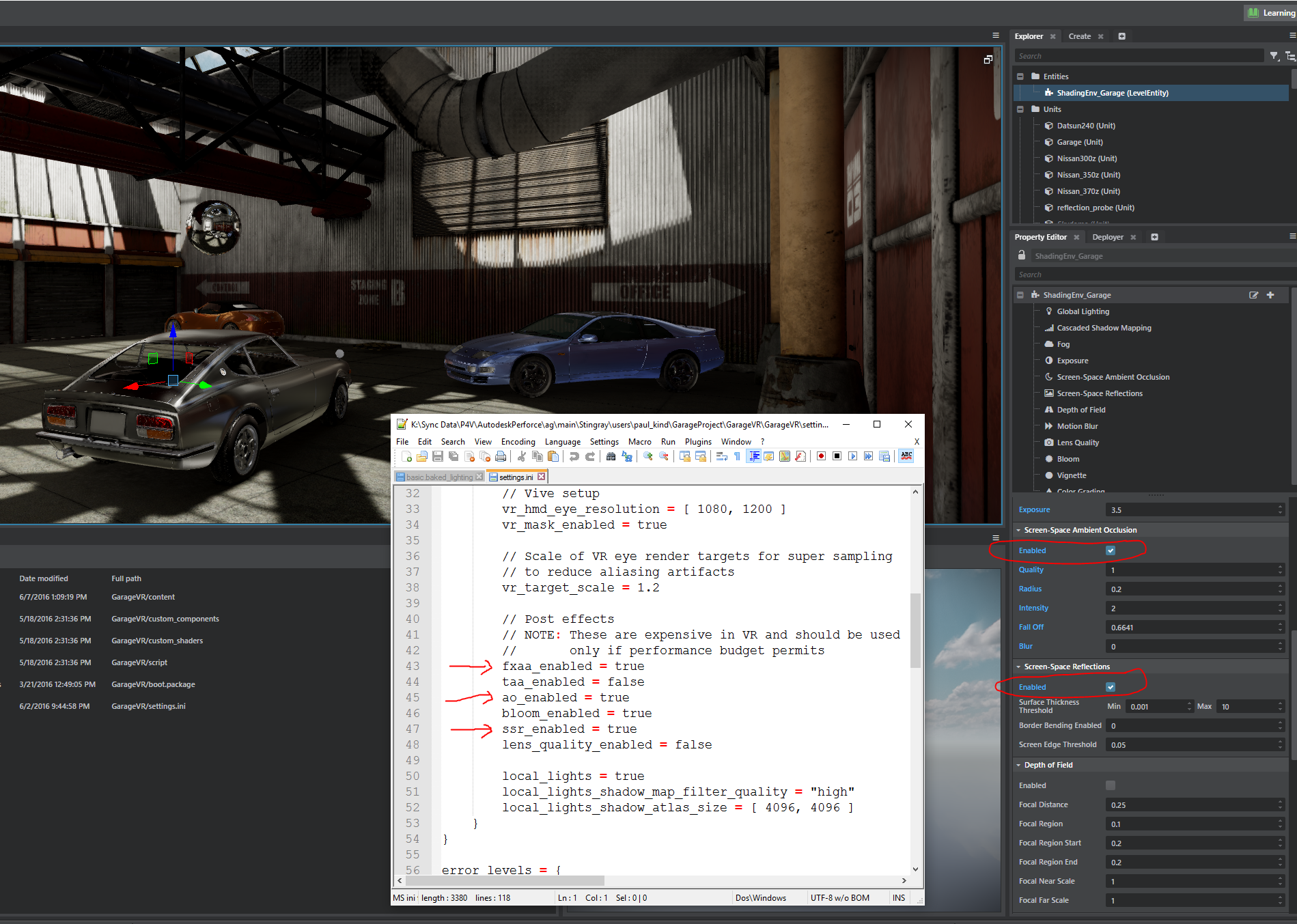 Solved: Black reflection probe on vr_steam project - Autodesk ...