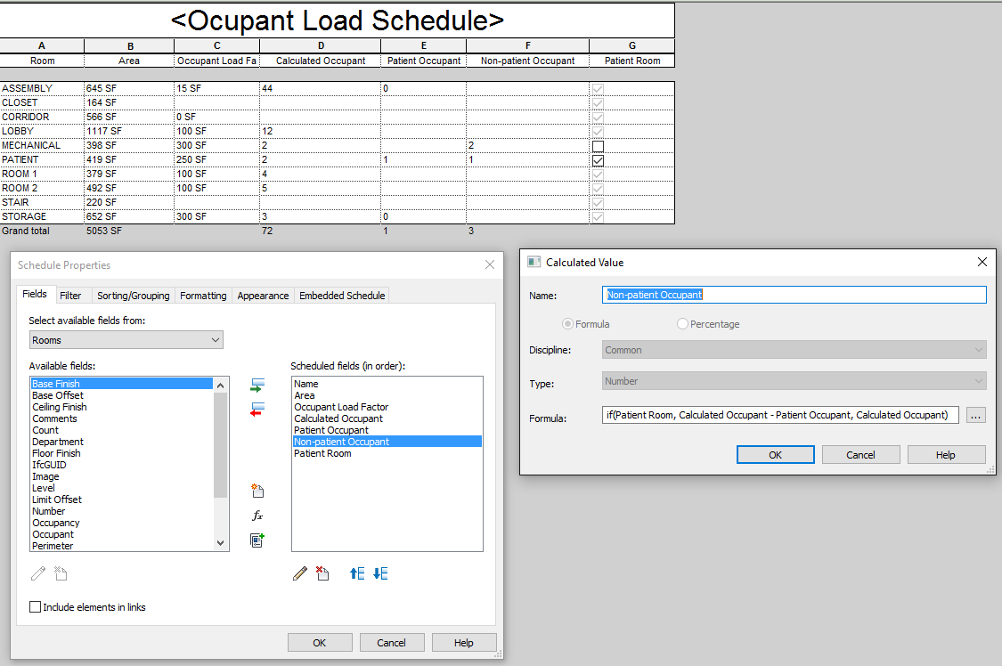 How to Use Formulas in Autodesk Revit photo