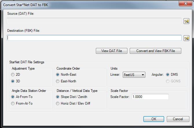 Solved Convert Starnet Dat To Fbk Command Not Working Autodesk