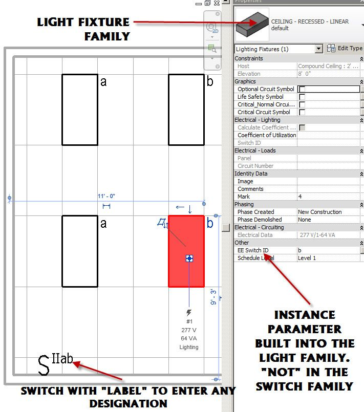 Light Switch Systems - Autodesk Community- Revit Products