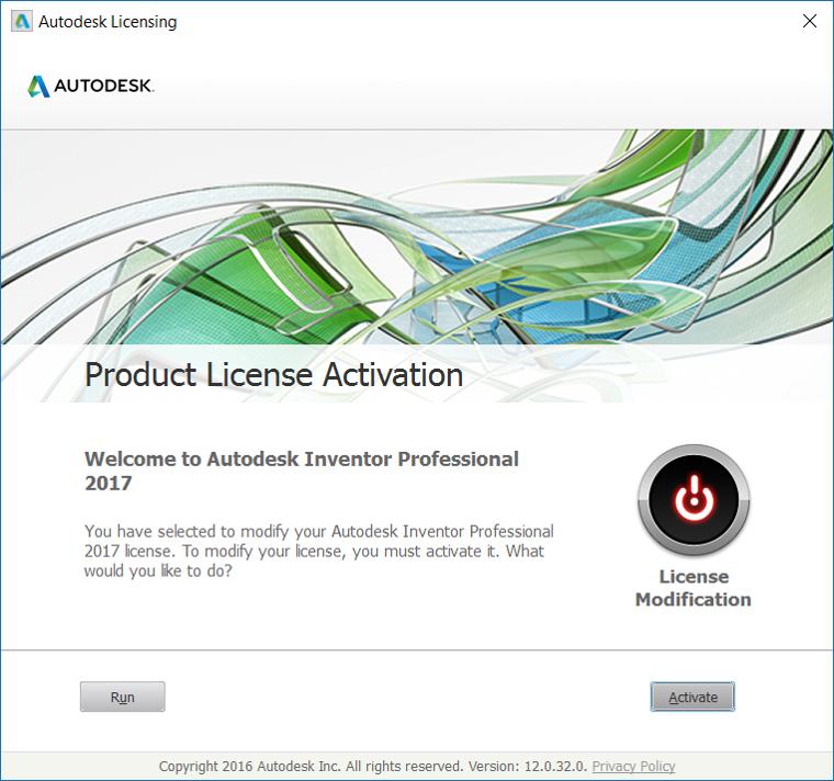 Autodesk Inventor Professional 2017 License