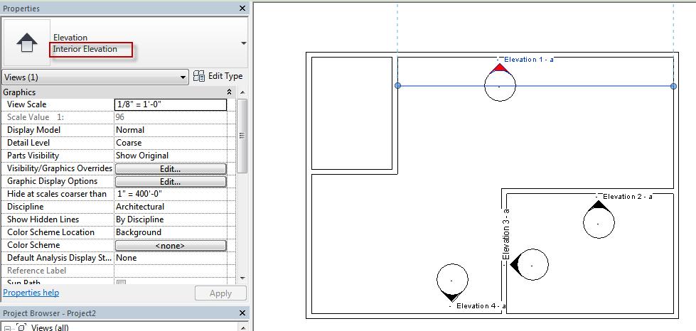 Solved: Interior Elevation - Autodesk Community