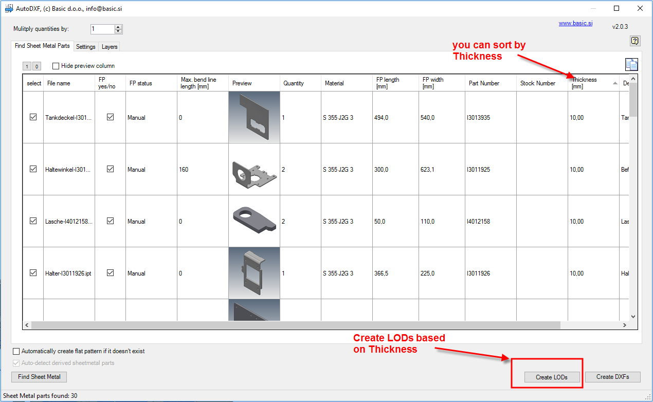 Solved: Search for sheetmetal parts in autodesk inventor