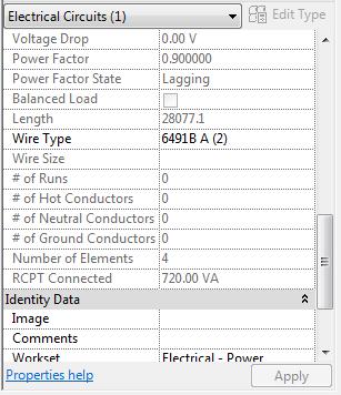 Solved: Panel Circuit Breaker Rating - Autodesk Community- Revit ...