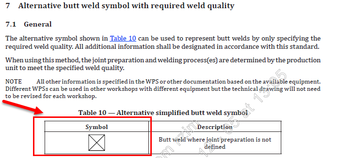 Missing Weld Symbol Autodesk Community