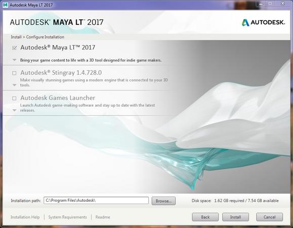 Downloading Maya LT 2017 Again - Autodesk Community- Maya LT