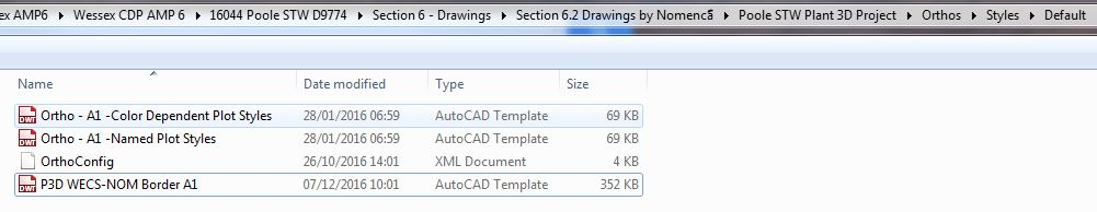 solved ortho template preview missing autodesk community autocad