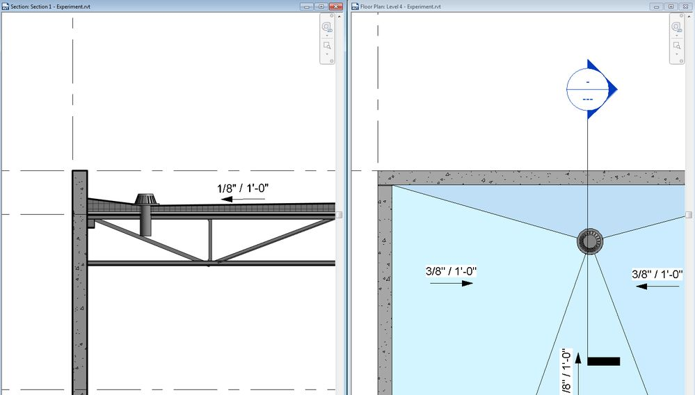 Solved Roof Drains In Plan Autodesk Community Revit Products