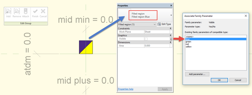 Solved How To Make Painted Symbols Autodesk Community Revit Products