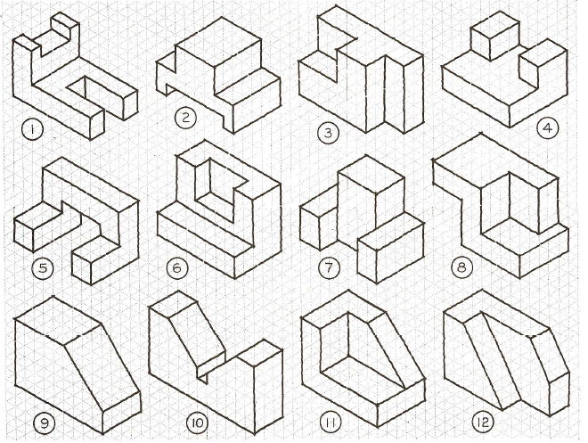 Show Isometric Grid In Drawings