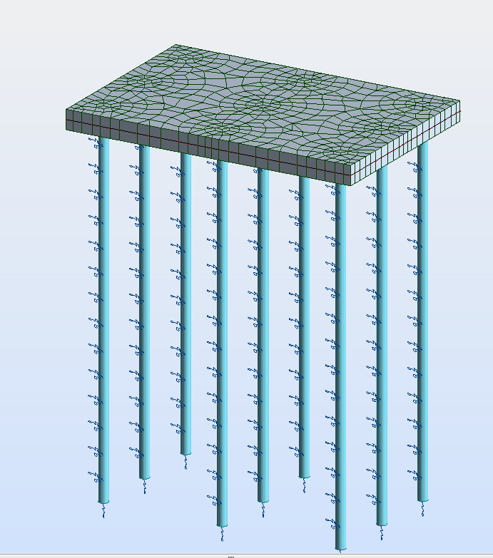 Please Tutorial Creative Pile Raft Foundation Autodesk Community Robot Structural Analysis Products