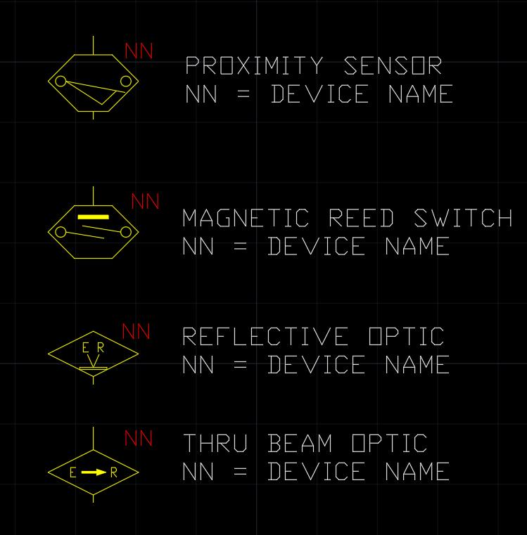 Solved Symbols Prox Switch Three Wire Autodesk Community