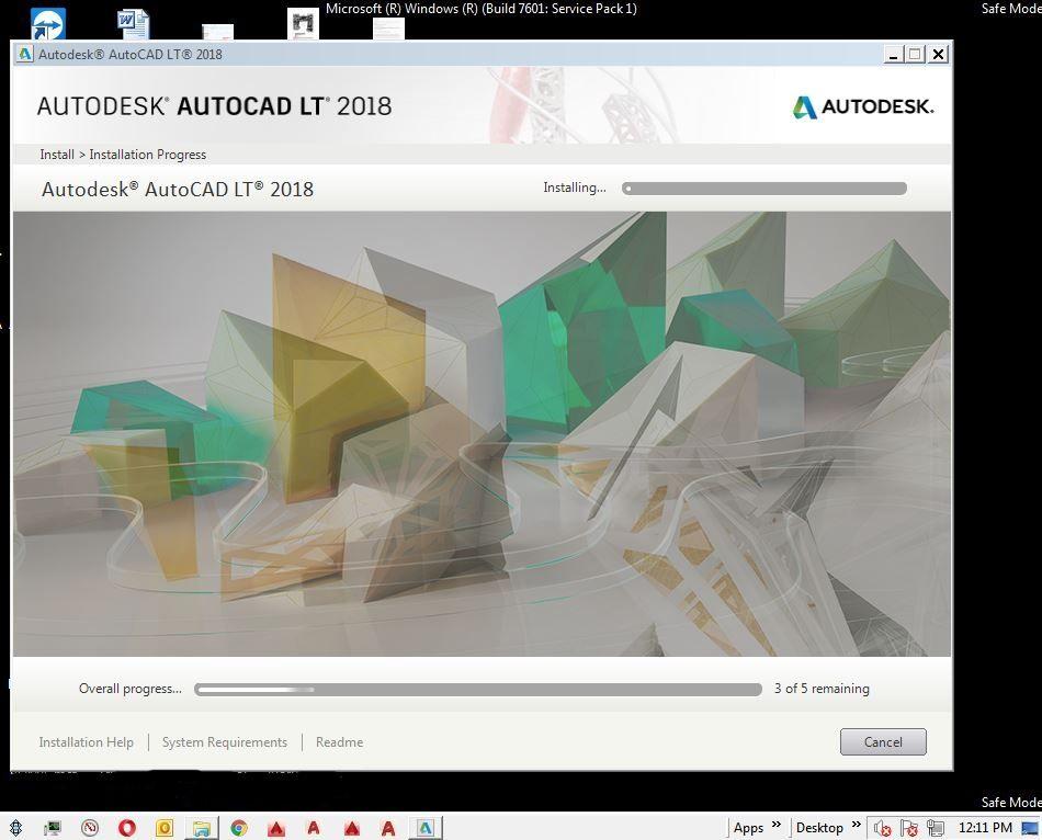 Autocad  Lt 2018 Installation Problem - Page 2