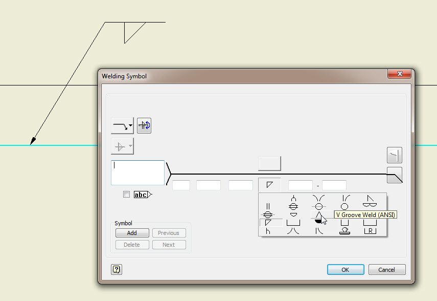 Solved Weld Symbols Autodesk Community Inventor Products