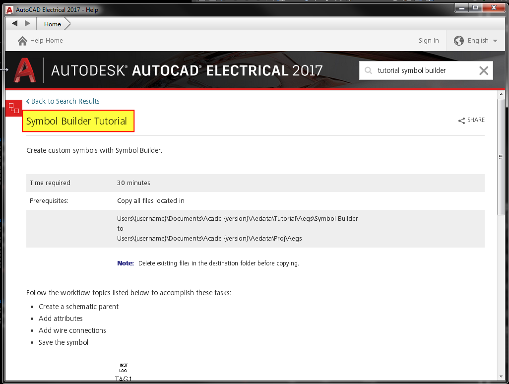 Solved Symbol Builder Audit Error Layers Link Autodesk Autocad Electrical Wiring Symbols Community