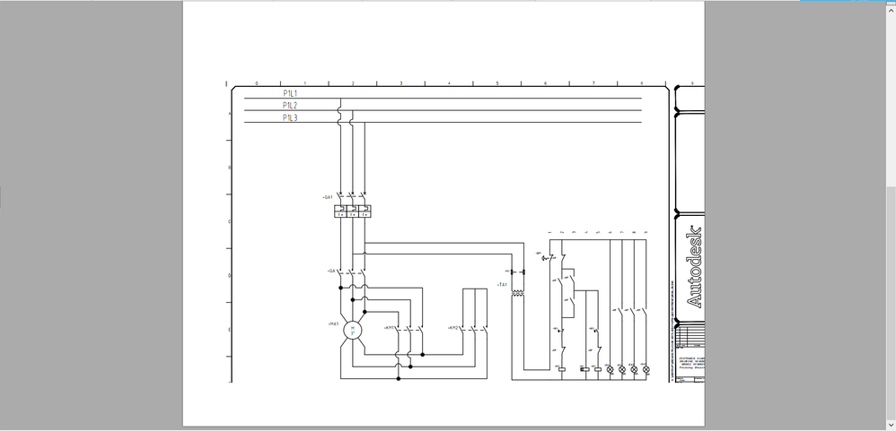 Solved: DWG to PDF issues - Autodesk Community- AutoCAD Electrical
