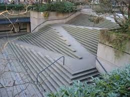 Elegant Staircase With Ramp
