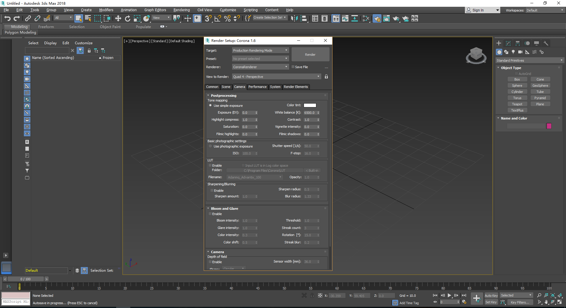 Solved: 3dsmax 2018 UI BUG ? why? - Autodesk Community - 3ds Max