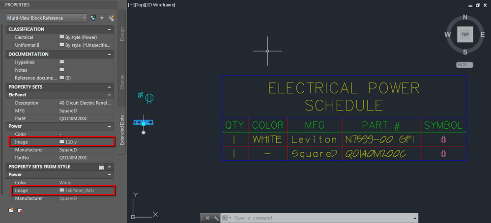 Solved Electrical Blocks All Display The Same Symbol Autodesk