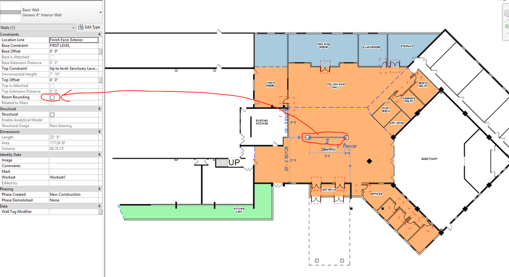 Solved color scheme not showing up in all rooms autodesk re color scheme not showing up in all rooms ccuart Choice Image
